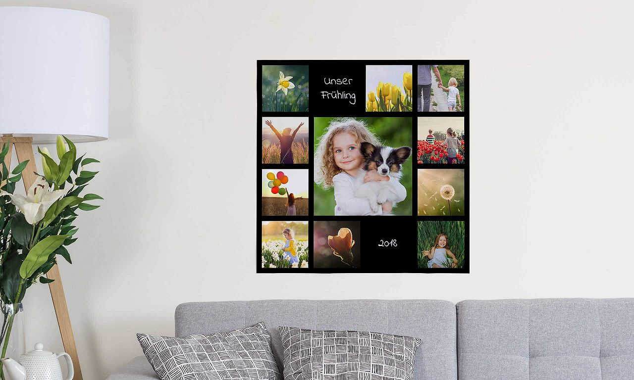 fein gro e collage rahmen bilder bilderrahmen ideen. Black Bedroom Furniture Sets. Home Design Ideas