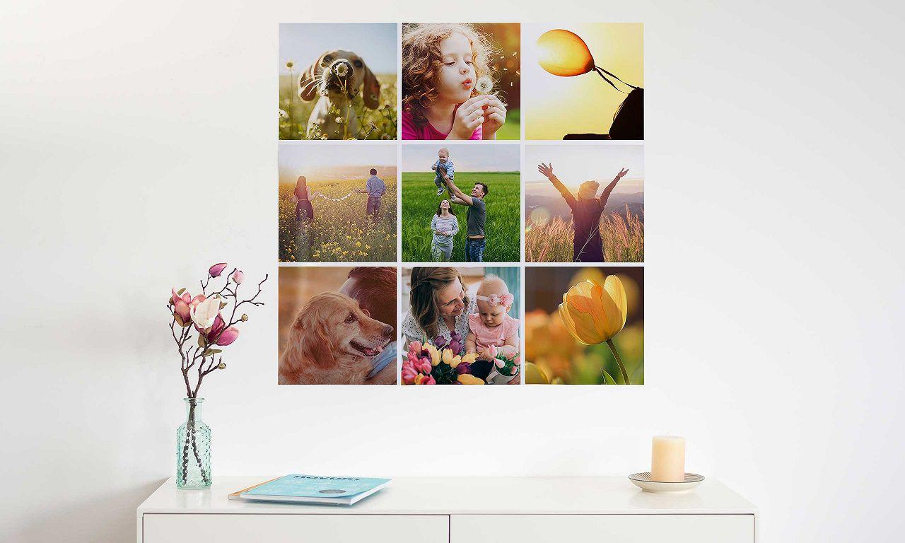 Großzügig Geburtstag Collage Rahmen Zeitgenössisch ...