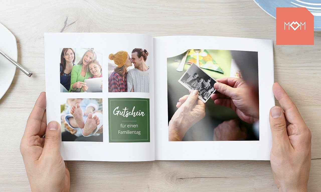 Fotobuch Quick and Easy Muttertag