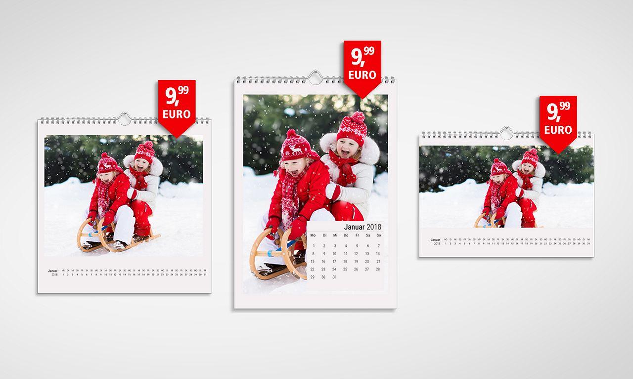 Fotokalender Weihnachten 2017
