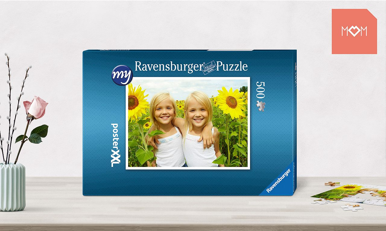 Foto-Puzzle Ravensburger Frühling