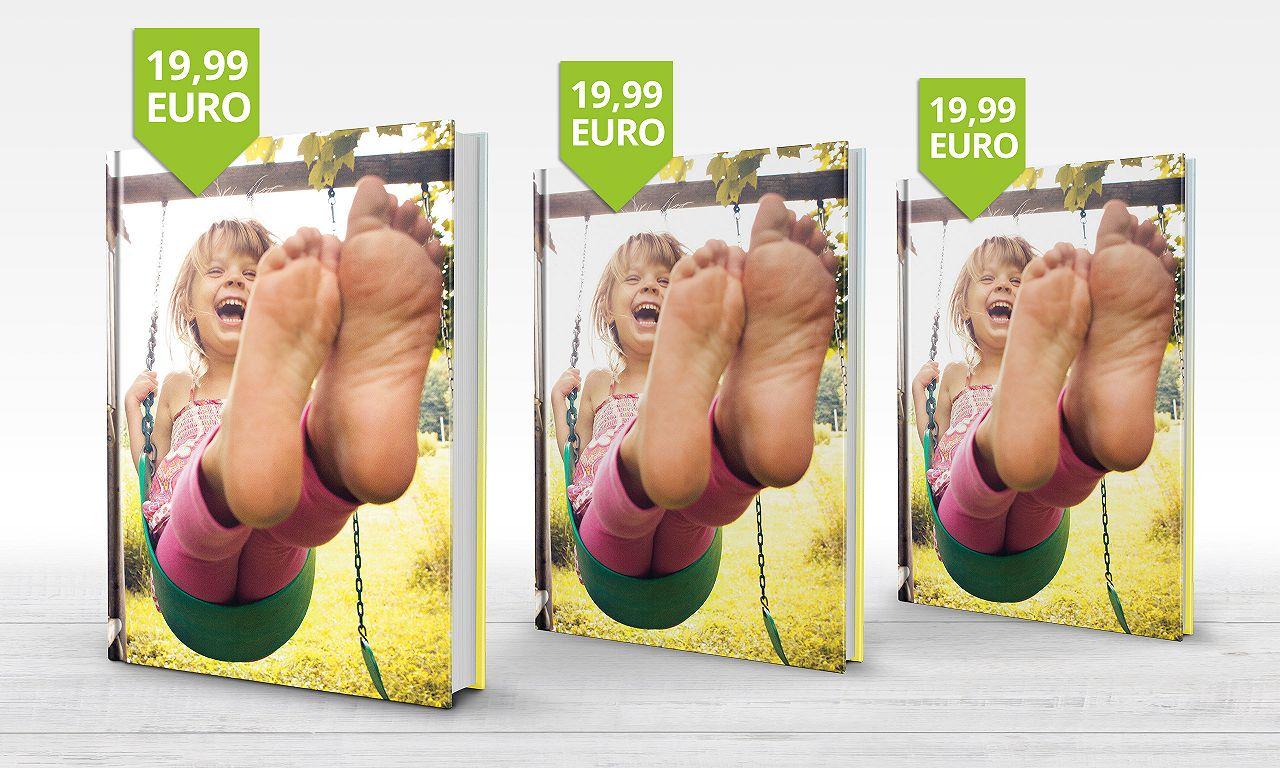 Fotobuch Hardcover Klassik 19,99€
