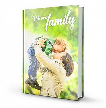 Fotobuch Hardcover Klassik A4